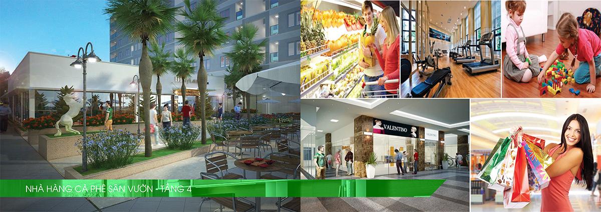 Trung tâm thương mại Homyland Riverside